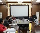 四川省事业单位登记管理局赴峨影厂开展事业单位注销工作调研